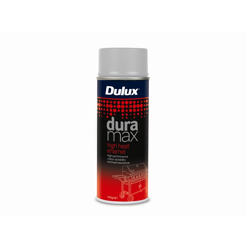Dulux Duramax High Heat Enamel Spray Paint