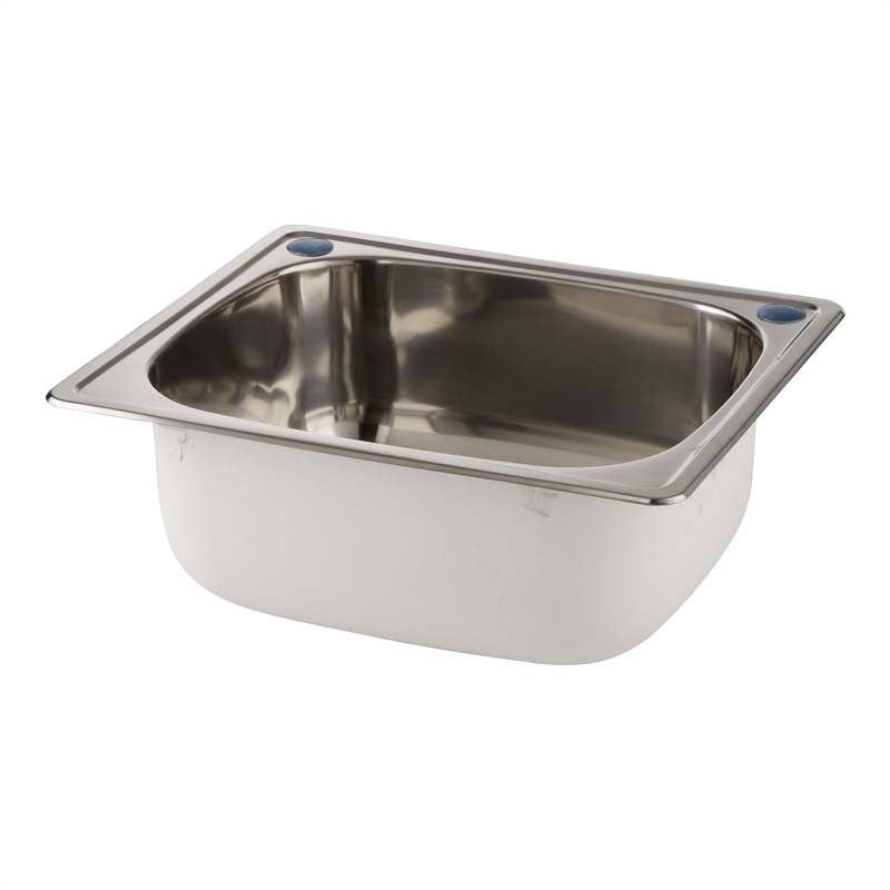 Stainless Steel Laundry Trough : 50 x 24 x 60cm Stainless Steel Laundry Trough Bunnings Warehouse