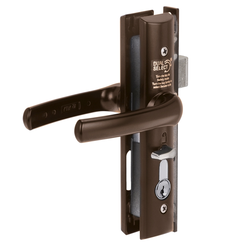 Yale Quattro Security Screen Door Lock | Bunnings Warehouse
