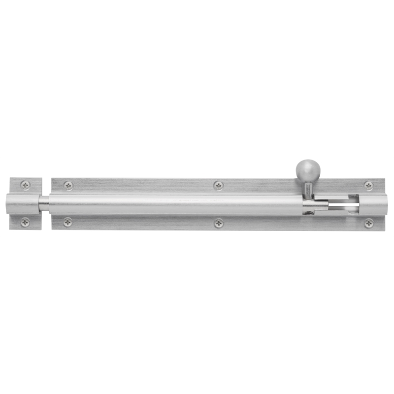Delf 200 X 32 X 9 5mm Satin Chrome Barrel Bolt Bunnings