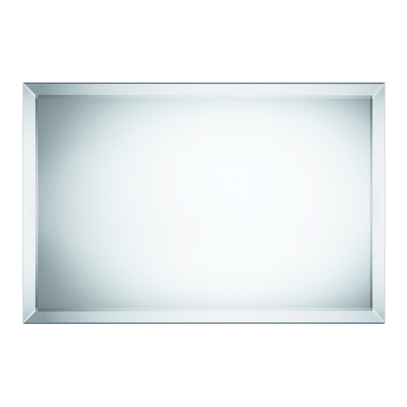 Everton 600 x 900mm polished bevel edge mirror bunnings for Mirror 900 x 600