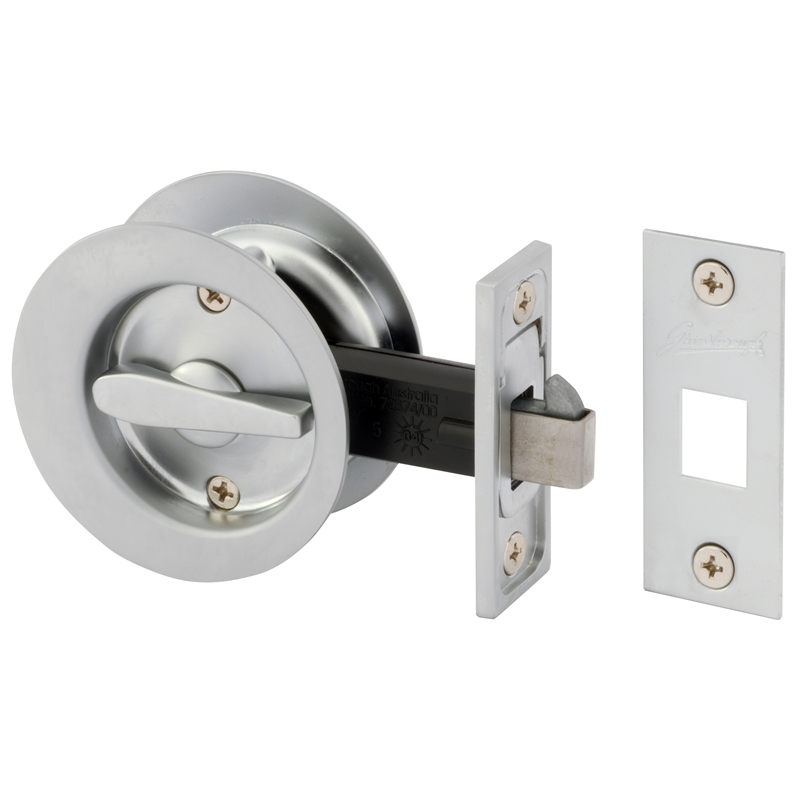 Gainsborough Privacy Sliding Cavity Door Lock | Bunnings Warehouse