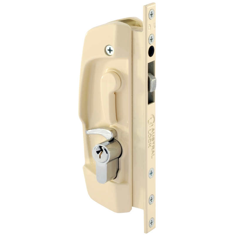 Sliding Door Lock Vp Gb Security Deadlock Pr Sd7prv Bunnings