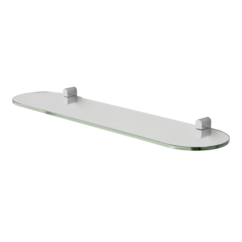 Caroma Track Chrome Shower Shelf | Bunnings Warehouse