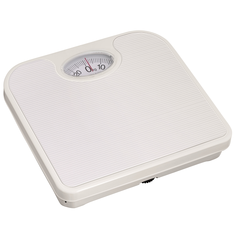 easyweigh 130kg mechanical bathroom scales - Bathroom Scales