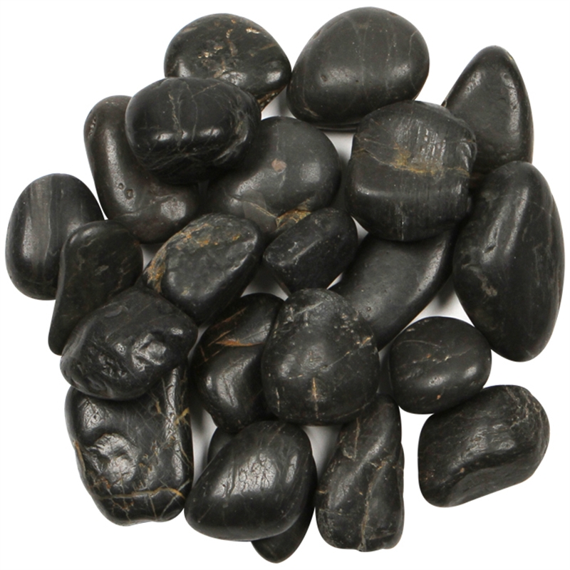 Pebbles available from bunnings warehouse for Smooth stones for landscaping