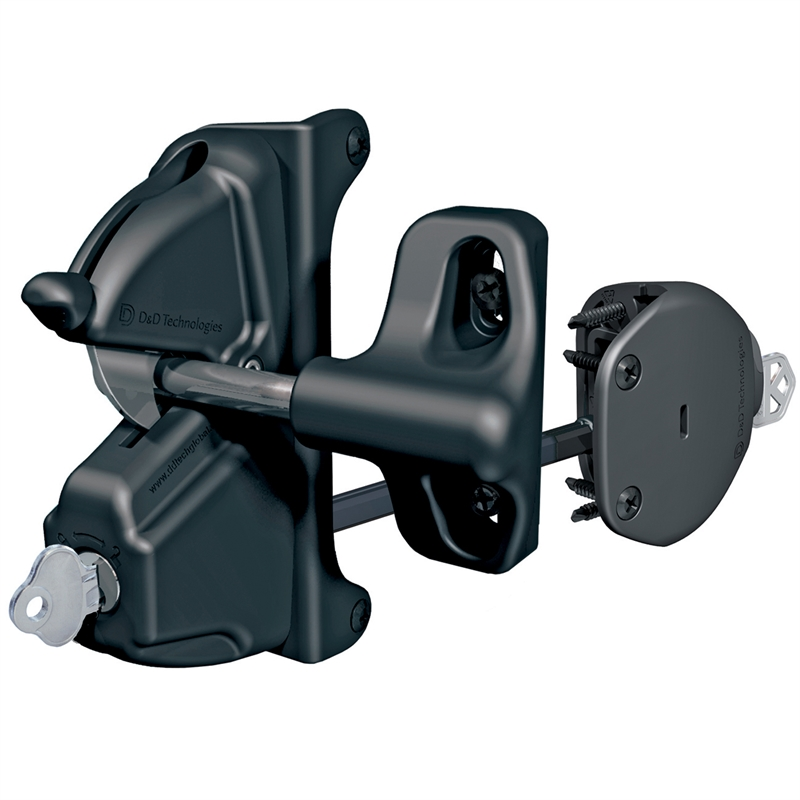 Lokklatch Deluxe Gate Latch Bunnings Warehouse