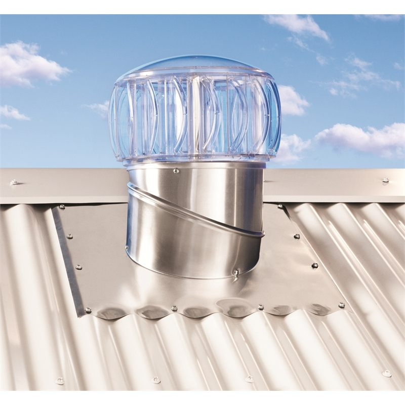 Whirlybird Roof Vents : Csr edmonds turbobeam clear mm natural roof vent