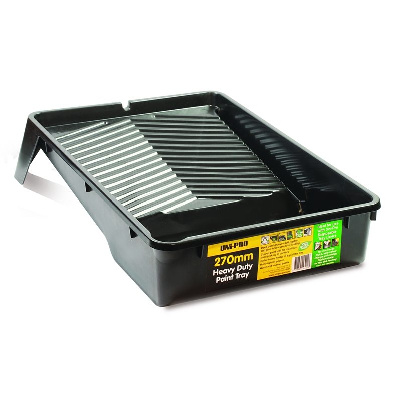 Uni-Pro 270mm Heavy Duty Paint Tray