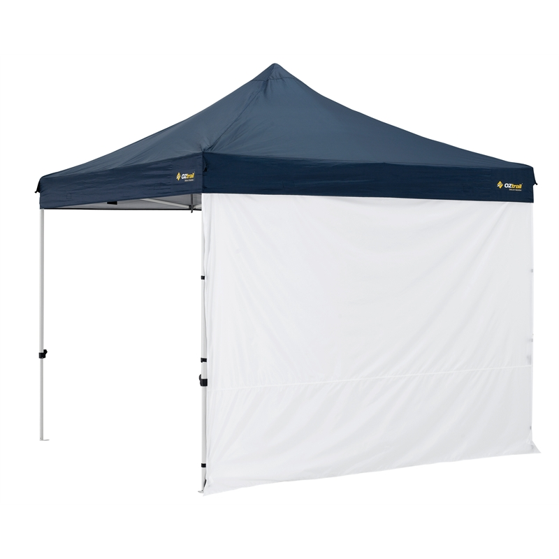Oztrail 3m Solid Wall Deluxe Gazebo Side Panel Bunnings