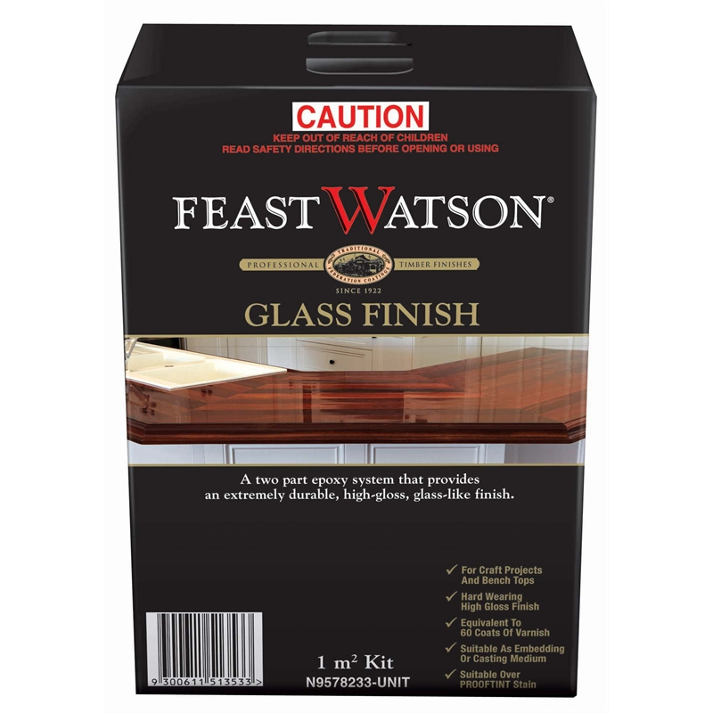 Bunnings Feast Watson Glass Finish