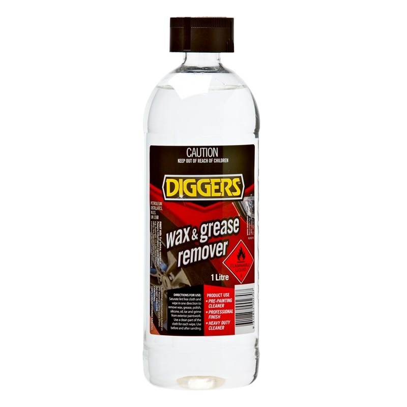 Grease Remover From Kitchen Cabinets