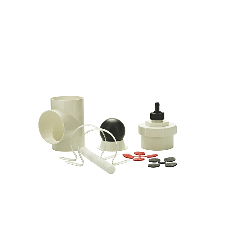 Rain harvesting 100mm first flush downpipe diverter kit for First flush diverter plans