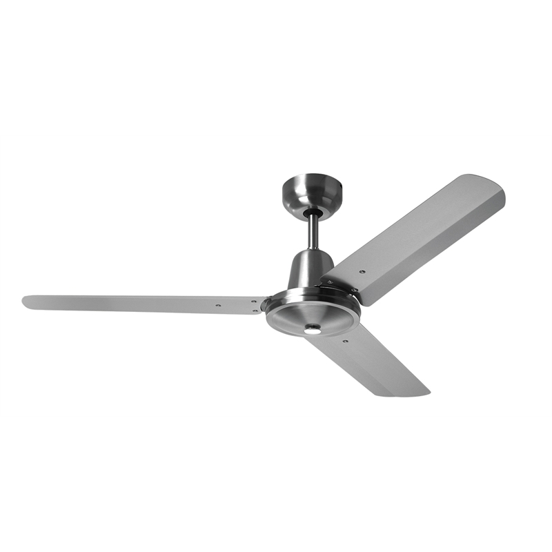 HPM 1200mm Stainless Steel Ceiling Fan Hang Sure | Bunnings Warehouse