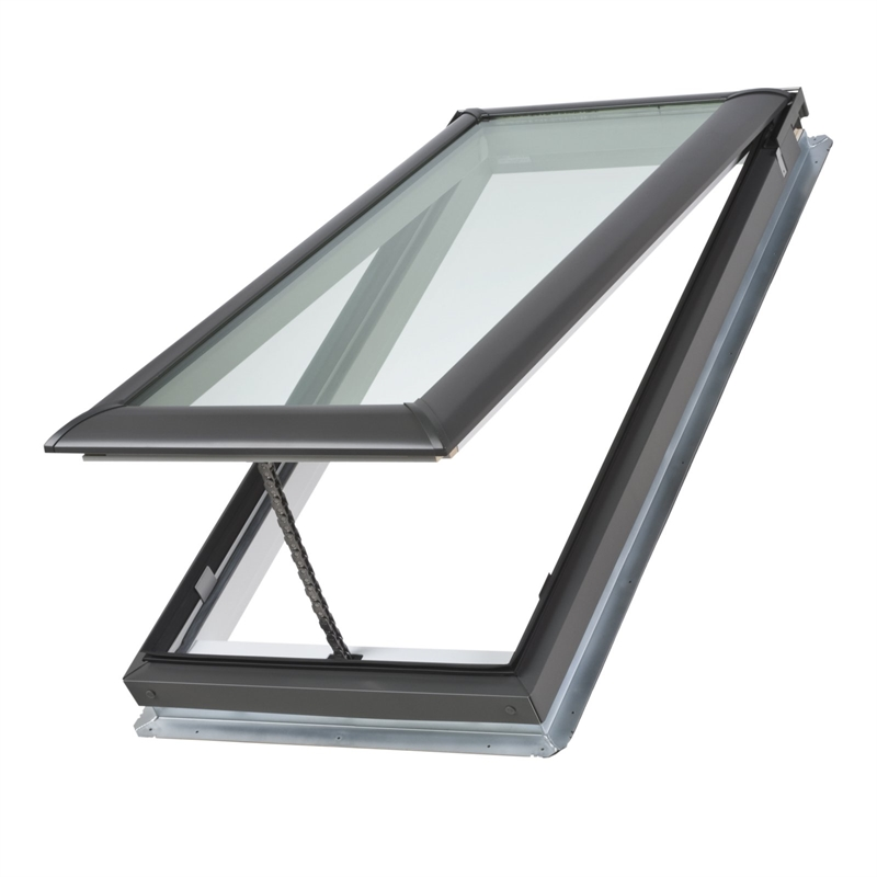velux 1140 x 700mm manual opening skylight bunnings warehouse. Black Bedroom Furniture Sets. Home Design Ideas