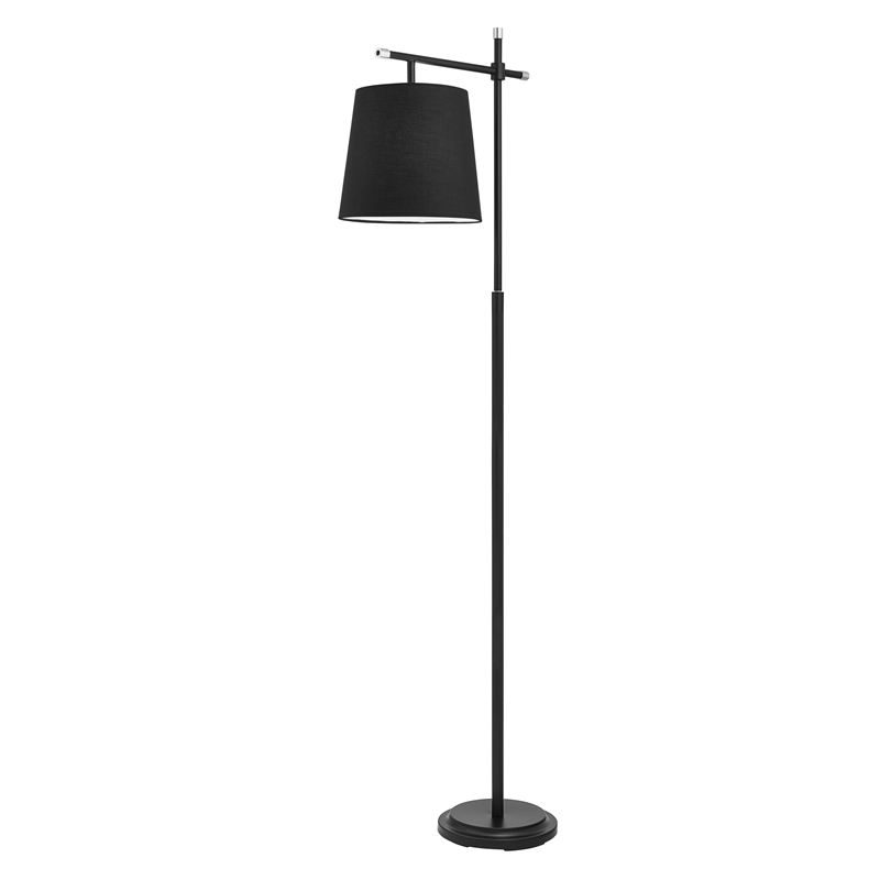 Verve Design 160cm Black Ciara Floor Lamp | Bunnings Warehouse