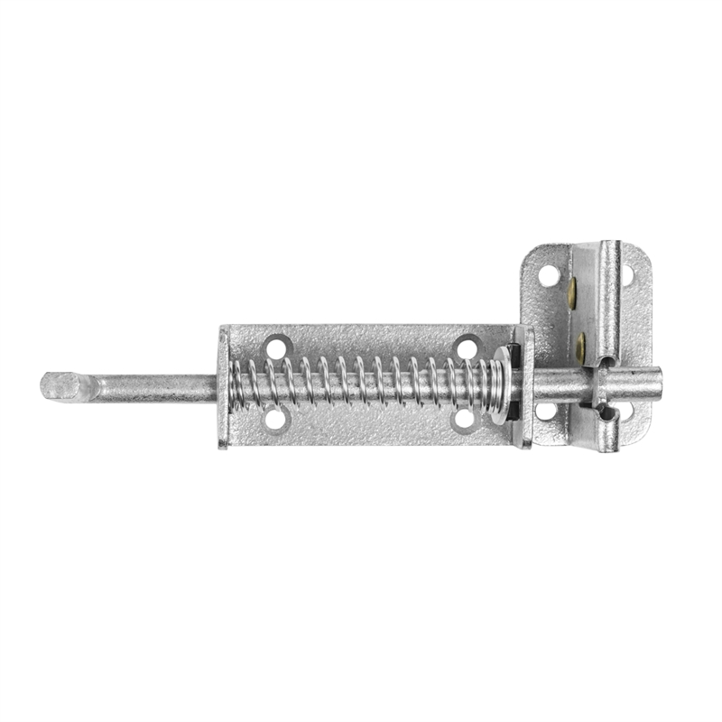 Pinnacle Galvanised Spring Loaded Gate Latch
