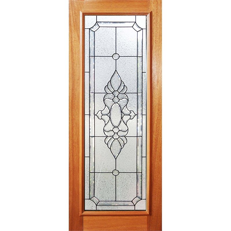 Woodcraft Doors 2040 x 820 x 40mm One Lite Entrance Door With Triple Glazed Glass  sc 1 th 225 & Doors 2040 x 820 x 40mm One Lite Entrance Door With Triple Glazed Glass