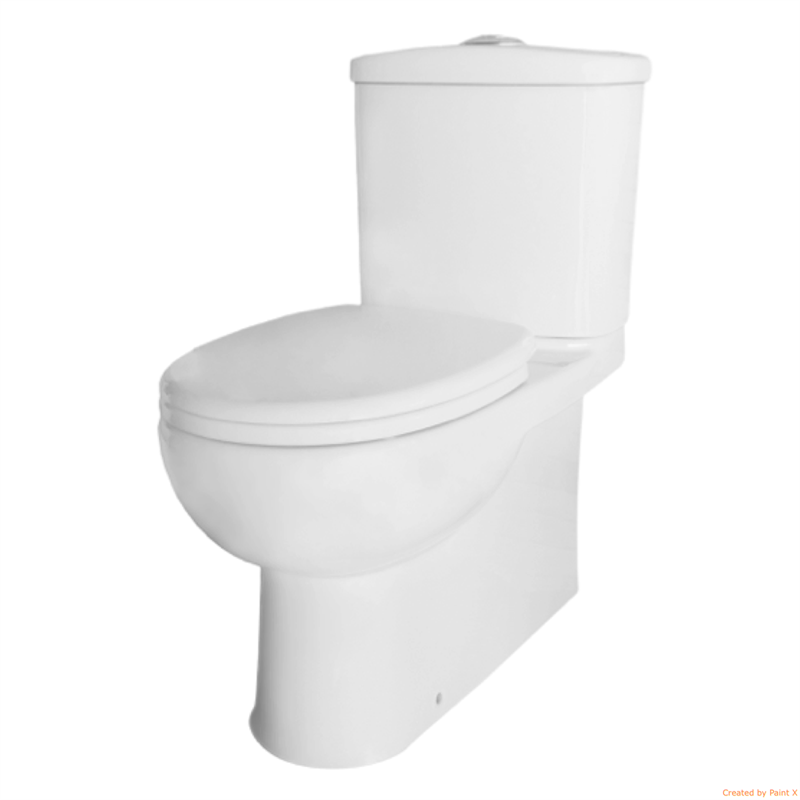 Mondella WELS 4 Star Full 4 5L/min Resonance Toilet Suite