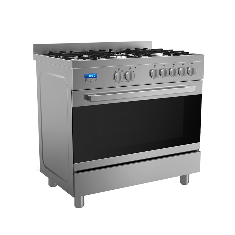 Bellini 90cm Freestanding Gas Cooktop And Electric Oven