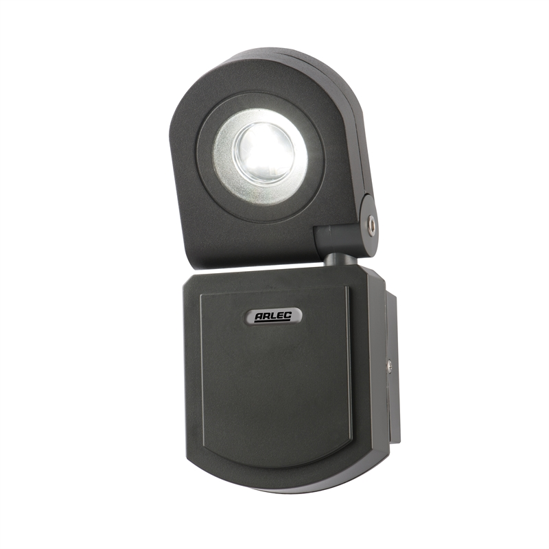 50w Led Flood Light Bunnings: Arlec 10W LED Security Floodlight