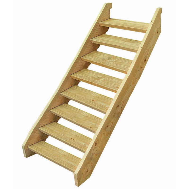 Wilmaplex Treated Pine Ezistep 8 Step Stringer Kit