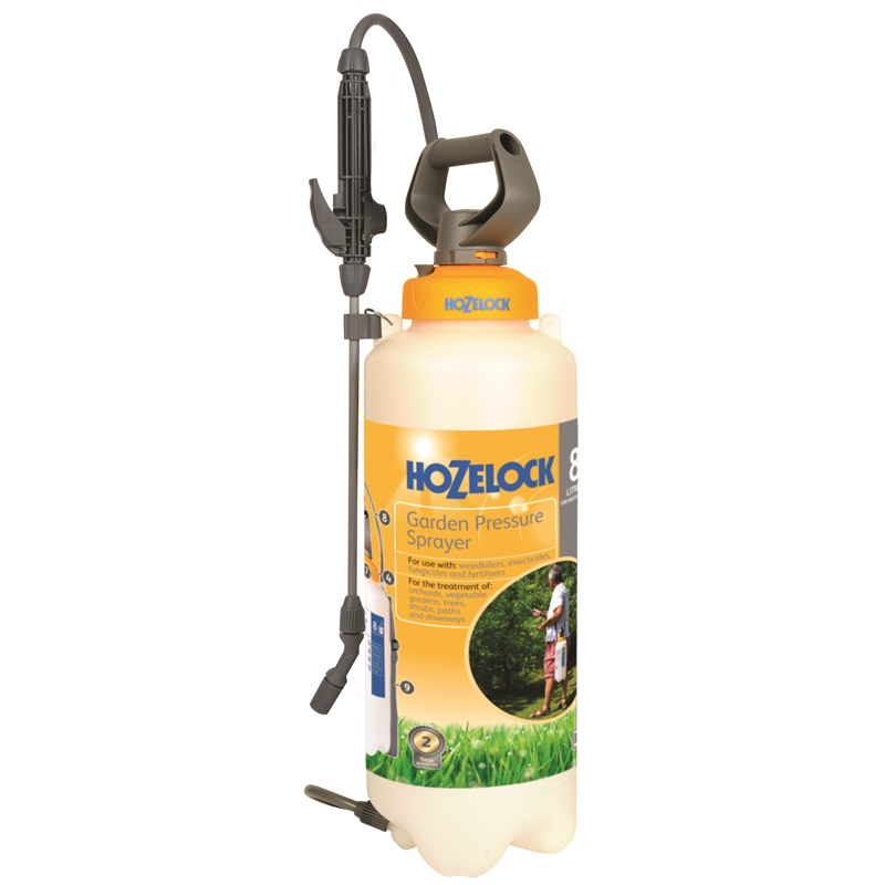 how to open hozelock sprayer
