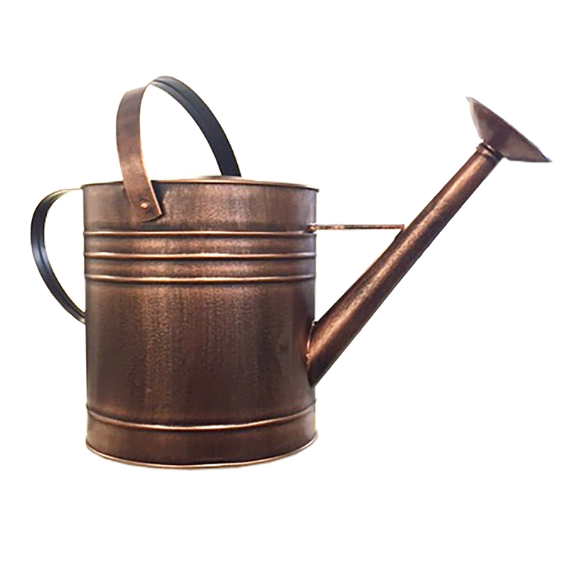 Holman 1 8l Copper Finish Watering Can Bunnings Warehouse