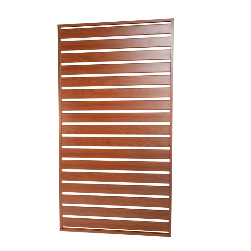 Aluminium Slat Fencing Bunnings Outdoor Privacy Screen
