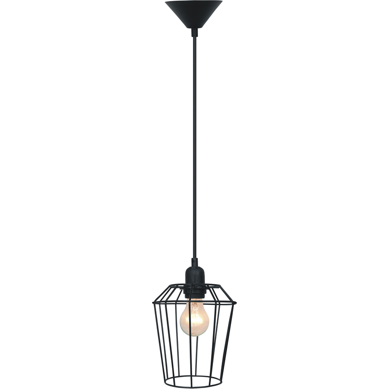 Cafe Lighting 40W Fuji Metal Pendant Light