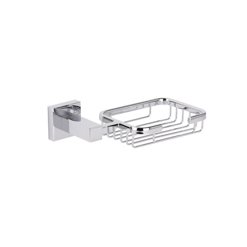 Rococo 190mm Chrome Soap Holder