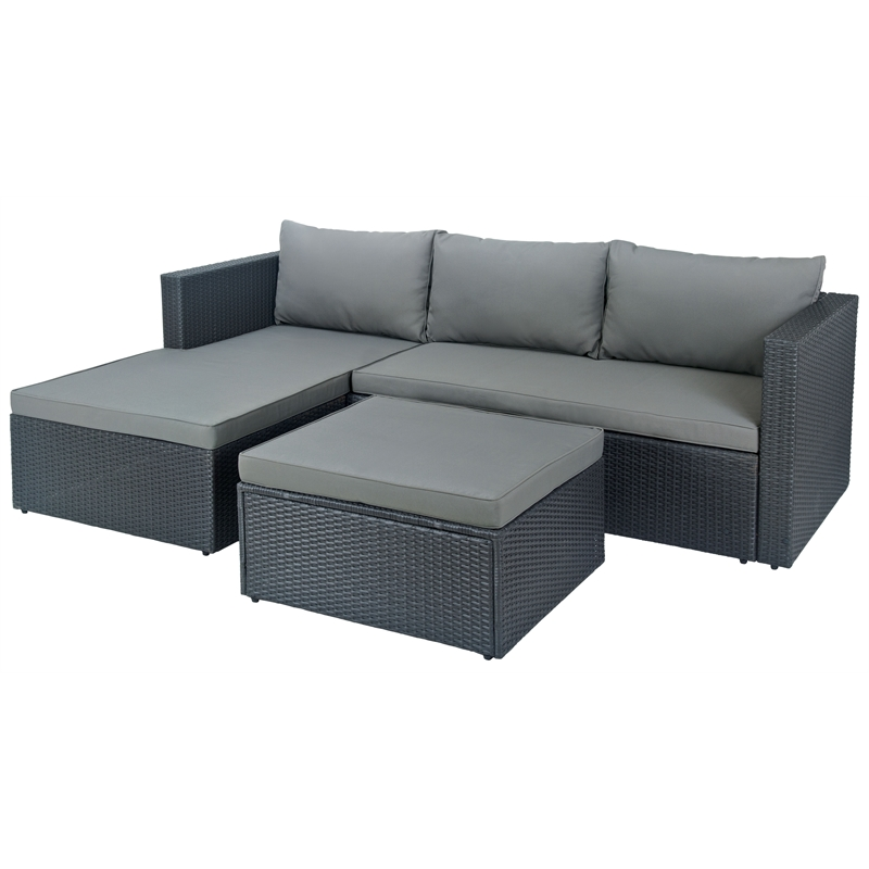 marquee marseilles corner lounge setting bunnings warehouse. Black Bedroom Furniture Sets. Home Design Ideas