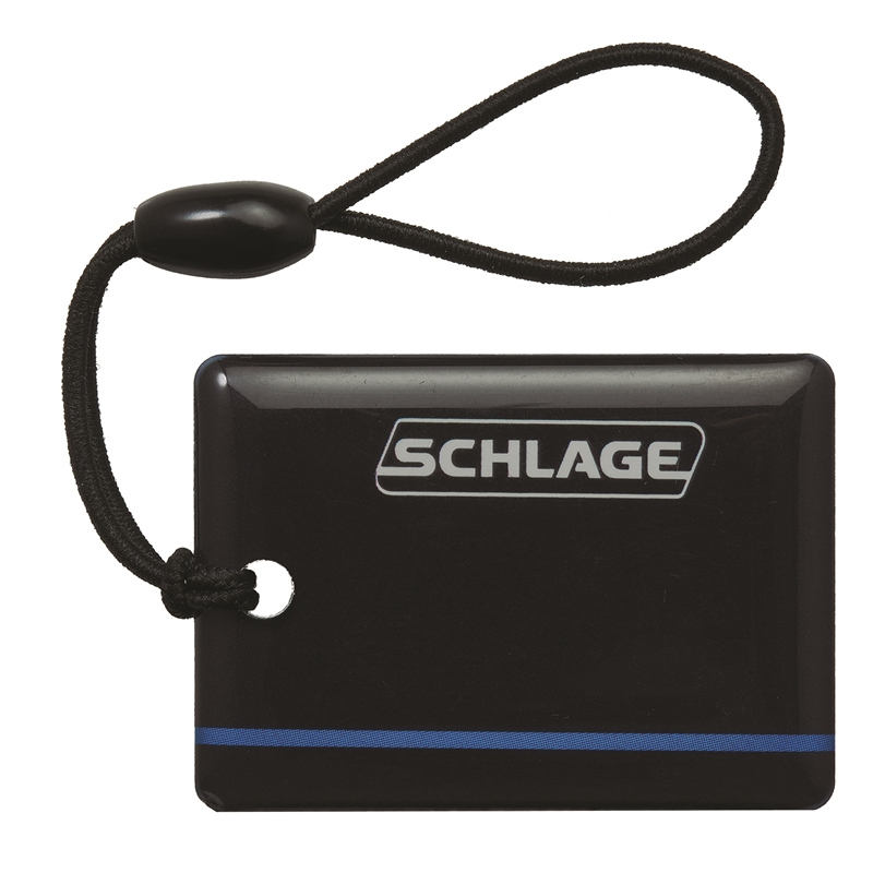 Schlage Black S 480 Digital Touchpad Rim Lock Bunnings