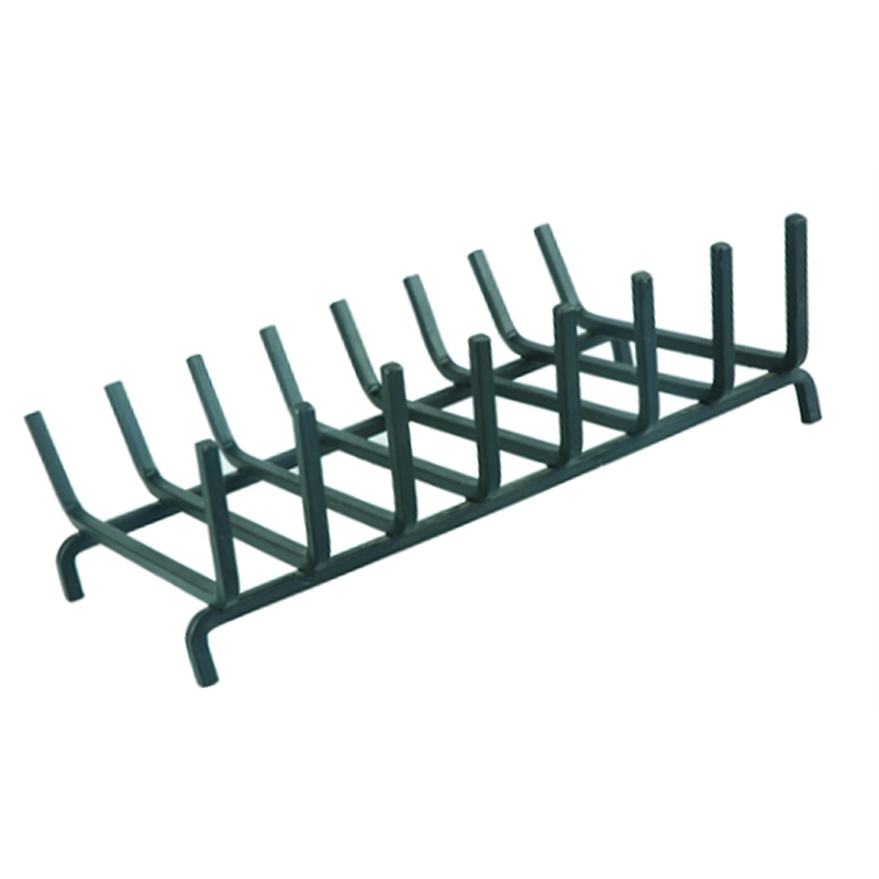 Strange 50Cm Black Steel Fire Grate Home Interior And Landscaping Ologienasavecom