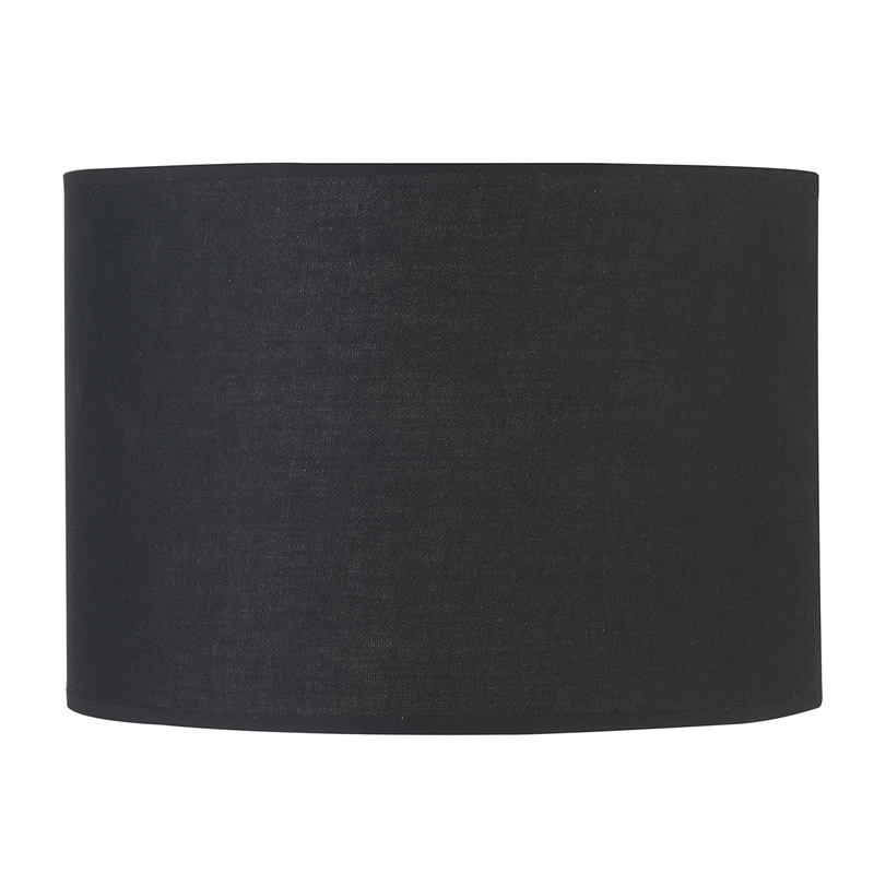 Verve Design Medium Black Dusk Mix Amp Match Barrel Lamp Shade Ebay