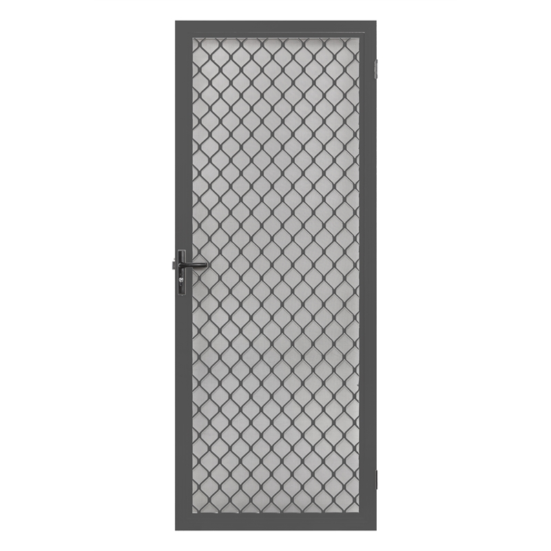 Cowdroy 2512 x 1365mm Birchgrove Grille Barrier Door ...