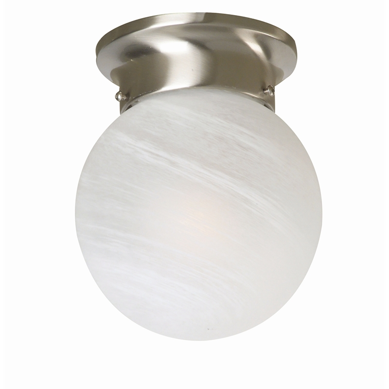 Bathroom Vanity Lights Bunnings mercator 15cm murano batten fix light | bunnings warehouse