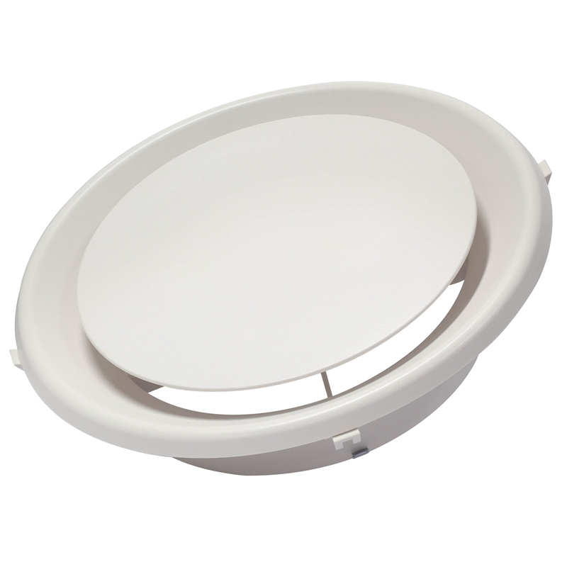 Csr Edmonds Ventilation 300mm Round Ceiling Grill Vent