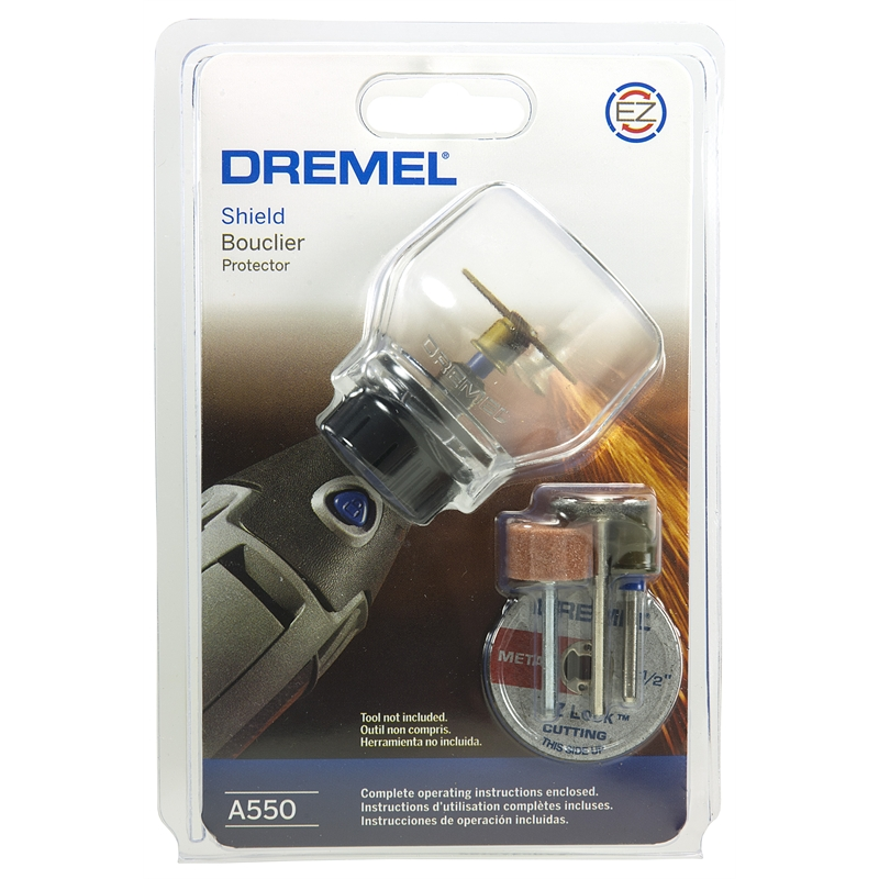 Dremel Rotary Shield Attachment 550