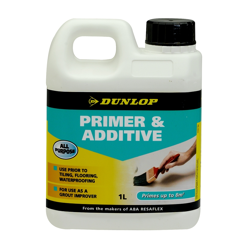dunlop primer and additive instructions