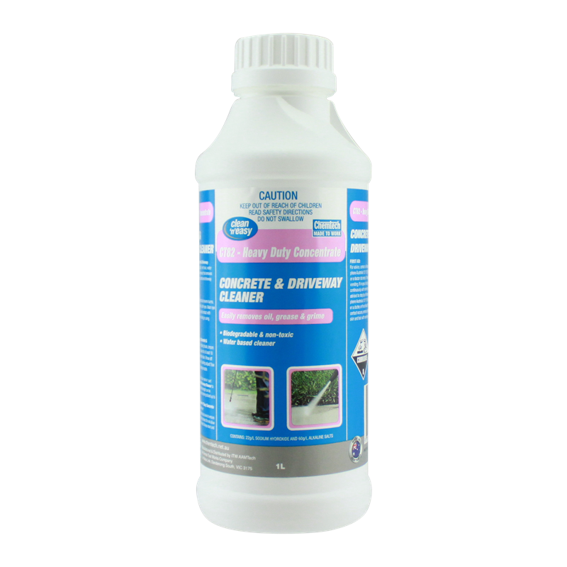 Chemtech 1L Concrete And Driveway Cleaner