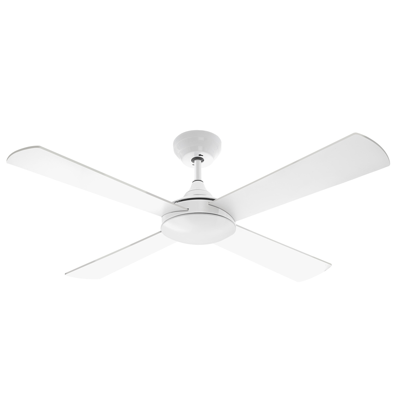Arlec S 130cm 4 Blade Boston Ceiling Fan Features An Aerodynamic Design That Is Sure To Provide You With Effective Air Flow Cool Any Room
