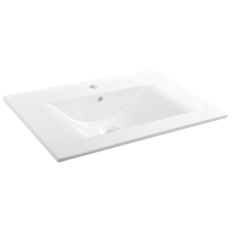 Rococo 750mm Ceramic Basin Only 1TH