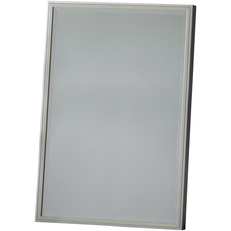 Hudson living 600 x 900 x 52mm rectangle floyd mirror for Mirror 900 x 600