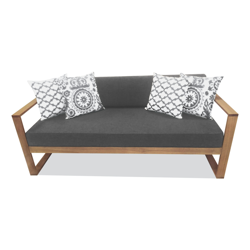Mimosa Timber Avani Daybed Bunnings Warehouse