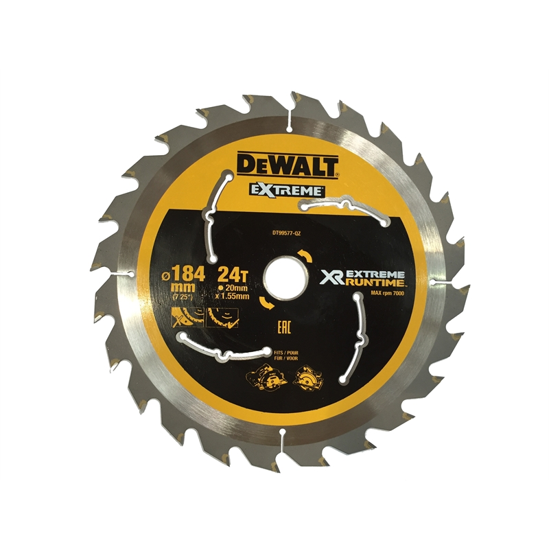 Dewalt 184mm 24t xr circular saw blade bunnings warehouse dewalt 184mm 24t xr circular saw blade keyboard keysfo Images