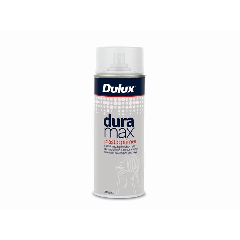 Dulux Duramax 325g Plastic Primer Spray Paint Bunnings Warehouse
