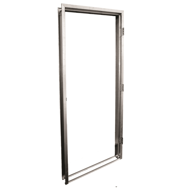 Hume Doors & Timber 2065 x 824 x 35mm Pressed Metal Door Frame