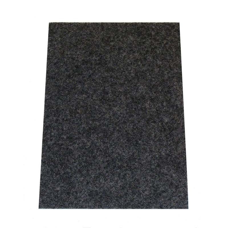 Ideal Diy 2m Charcoal Flat Marine Carpet