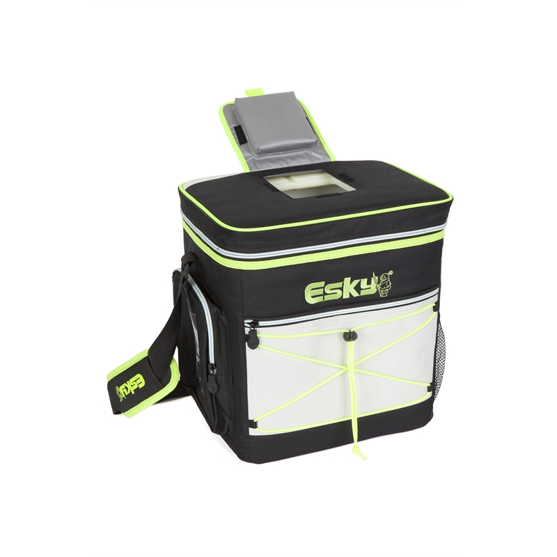30 Can Hard Liner Cooler ~ Bunnings esky can hybrid cooler with ice brick